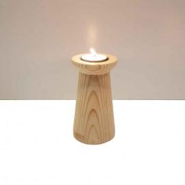 جاشمعی چوبی طرح ..