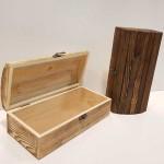 صندوقچه چوبی جاقاشقی
