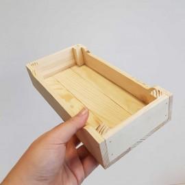 جعبه چوبی طرح ایکیا مدل h5