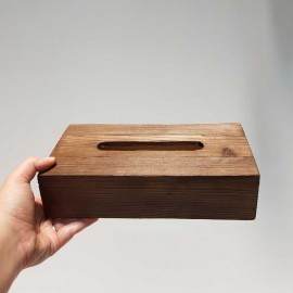 جادستمال کاغذی چوبی 200 برگ