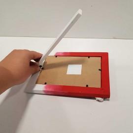 قاب عکس ملوانی قرمز مدل 1