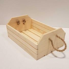 جعبه چوبی بزرگ