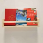 باکس دیواری چوبی مدل ایکیا 50 سانتی
