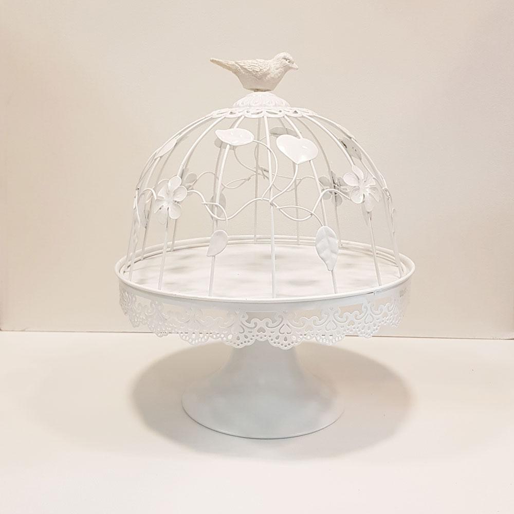 گلدان قفس تزئینی پرنده بزرگ