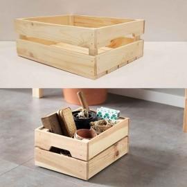 جعبه چوبی طرح ایکیا مدل h 10