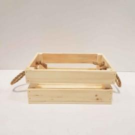 جعبه چوبی متوسط