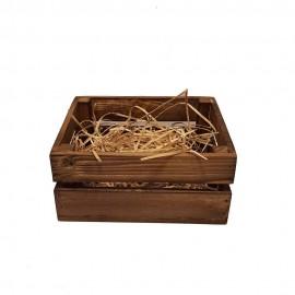 جعبه چوبی کوچک ط..