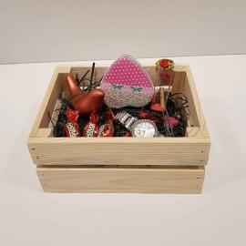 جعبه چوبی کوچک طرح ایکیا مدل h10