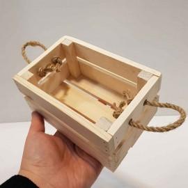 جعبه چوبی مینی ر..