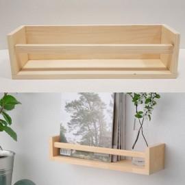 باکس دیواری چوبی مدل ایکیا