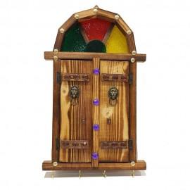آینه و جاکلیدی سنتی درب کوچک