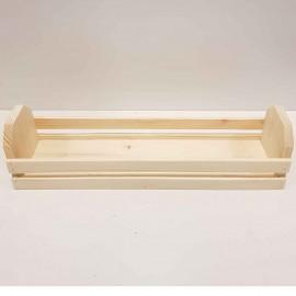 باکس چوبی رومیزی رنگ چوب