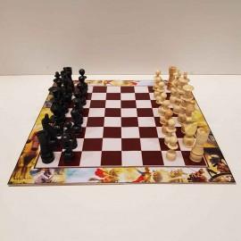 صفحه شطرنج فلکس ..