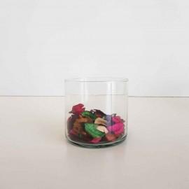 گلدان شیشه ای 10..