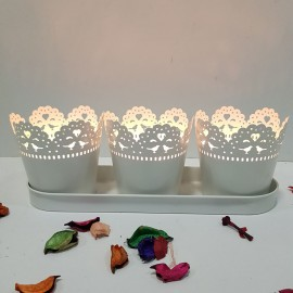 شمعدان ایکیا 3 عددی