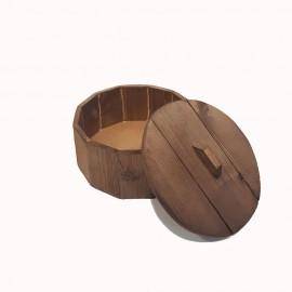 شکلات خوری چوبی