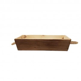 جاقاشقی چوبی دسته طنابی