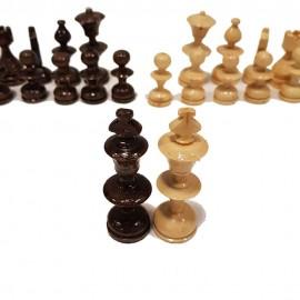 مهره شطرنج چوبی ایرانی