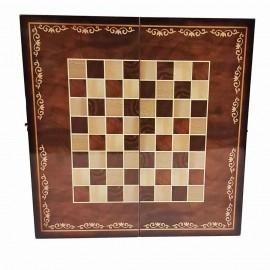صفحه شطرنج و تخته نرد 50طرح گردو 3