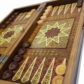 صفحه شطرنج و تخته نرد 50طرح خاتم