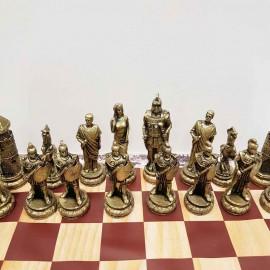 مهره شطرنج پلی استر نگینی