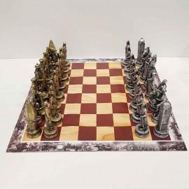 مهره شطرنج پلی استر جنگ مغول