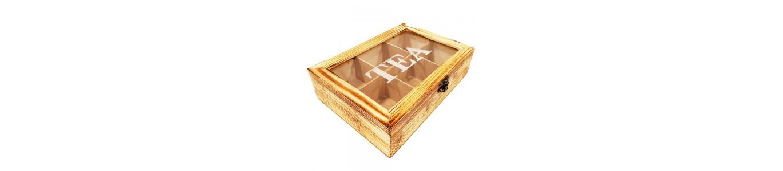 جعبه پذیرایی چای و دمنوش وقهوه