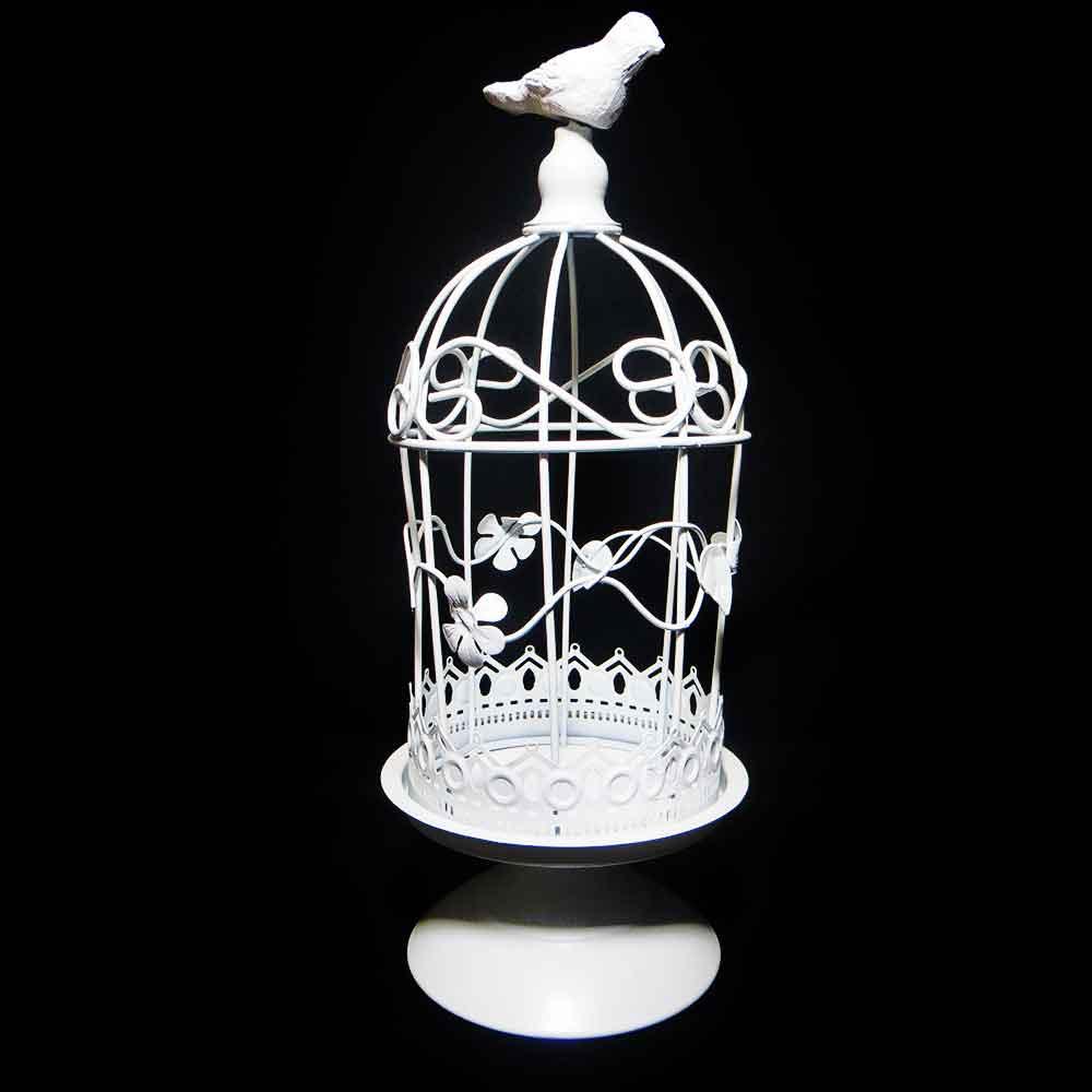 قفس تزئینی پرنده پایه دار
