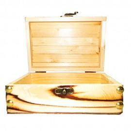 صندوقچه چوبی متوسط..