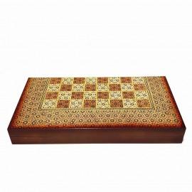 صفحه شطرنج و تخ..