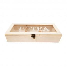 جعبه چای ودمنوش بزرگ