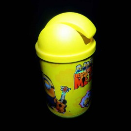 سطل زباله کودک مینیون