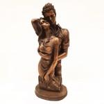 مجسمه شورعشق آغوش