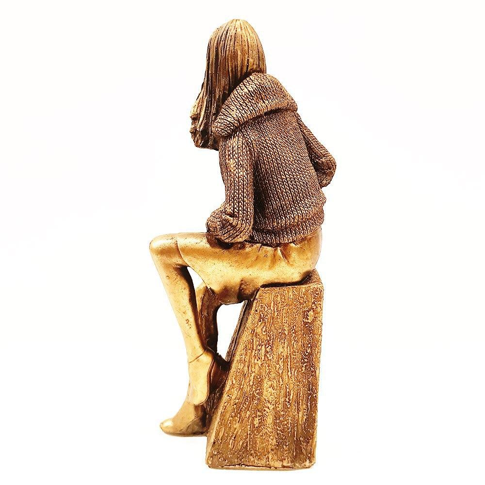 مجسمه دختر کد 2