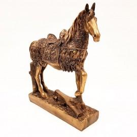 مجسمه اسب مدل سلطنتی