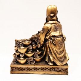 مجسمه بودا تاجر