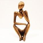 مجسمه مومیایی جدید طرح نشسته 1
