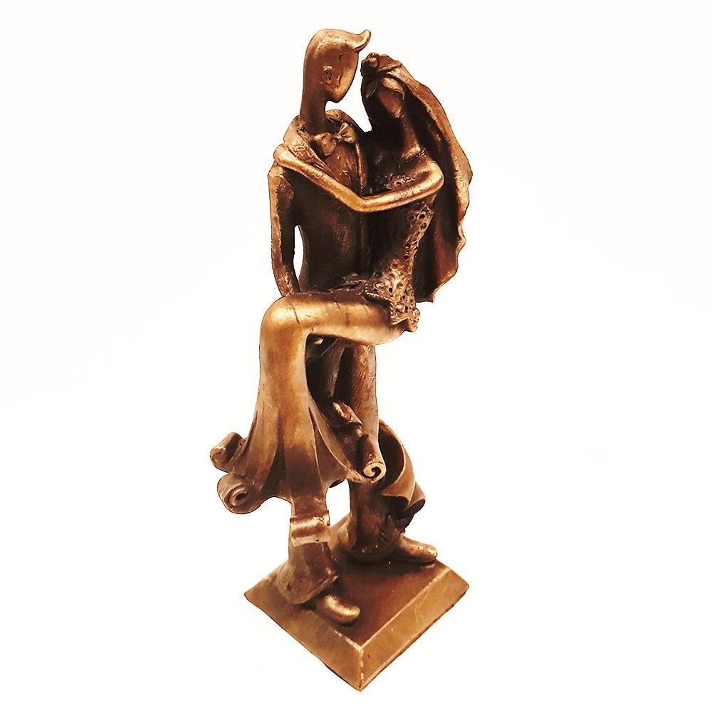 مجسمه زوج جوان سایز کوچک کد 2