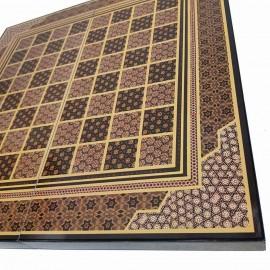 صفحه شطرنج و تخته نرد 50طرح خاتم 3