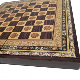 صفحه شطرنج و تخته نرد 40سانت
