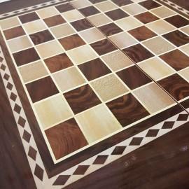 صفحه شطرنج و تخته نرد 50طرح گردو 4