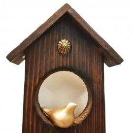 جاکلیدی دیواری چوبی مرغ آمین