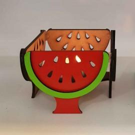 جاشمعی شب یلدا مدل هندوانه