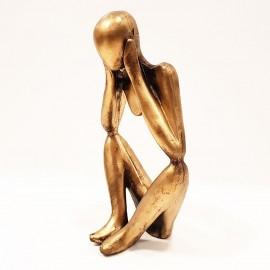 مجسمه مومیایی جدید طرح نشسته 3