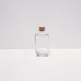 بطری آمازون چهارگوش
