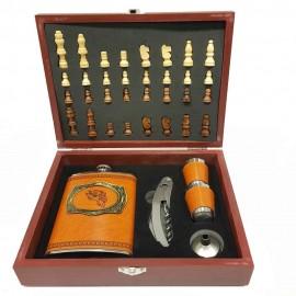 ست شطرنج و شات..